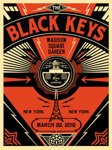 Black Keys NYC 3/22/12