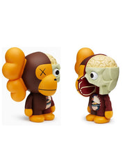 A Bathing Ape Dissected Milo - Brown