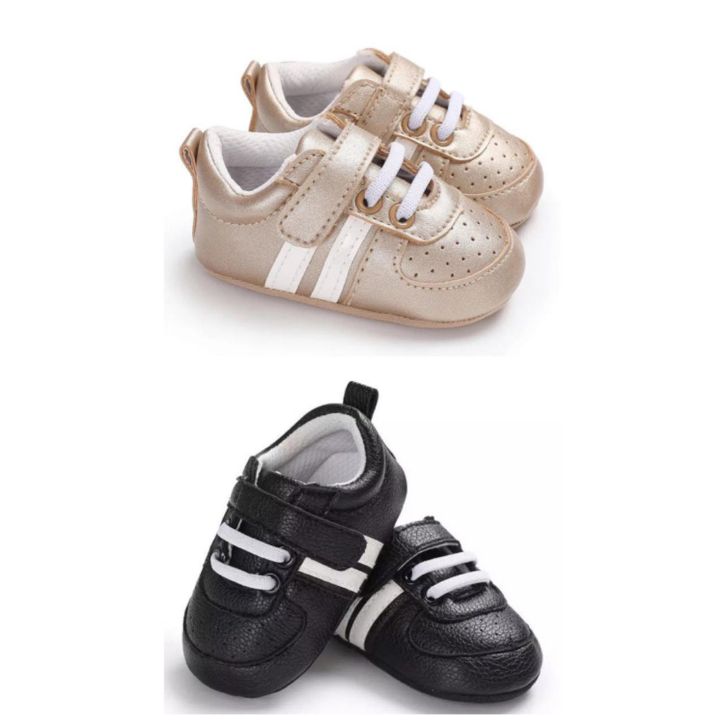 Soft Sole Leather Sneakers for Boys and Girls