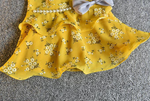 3 Piece Stylish Fancy Frock for Baby Girls
