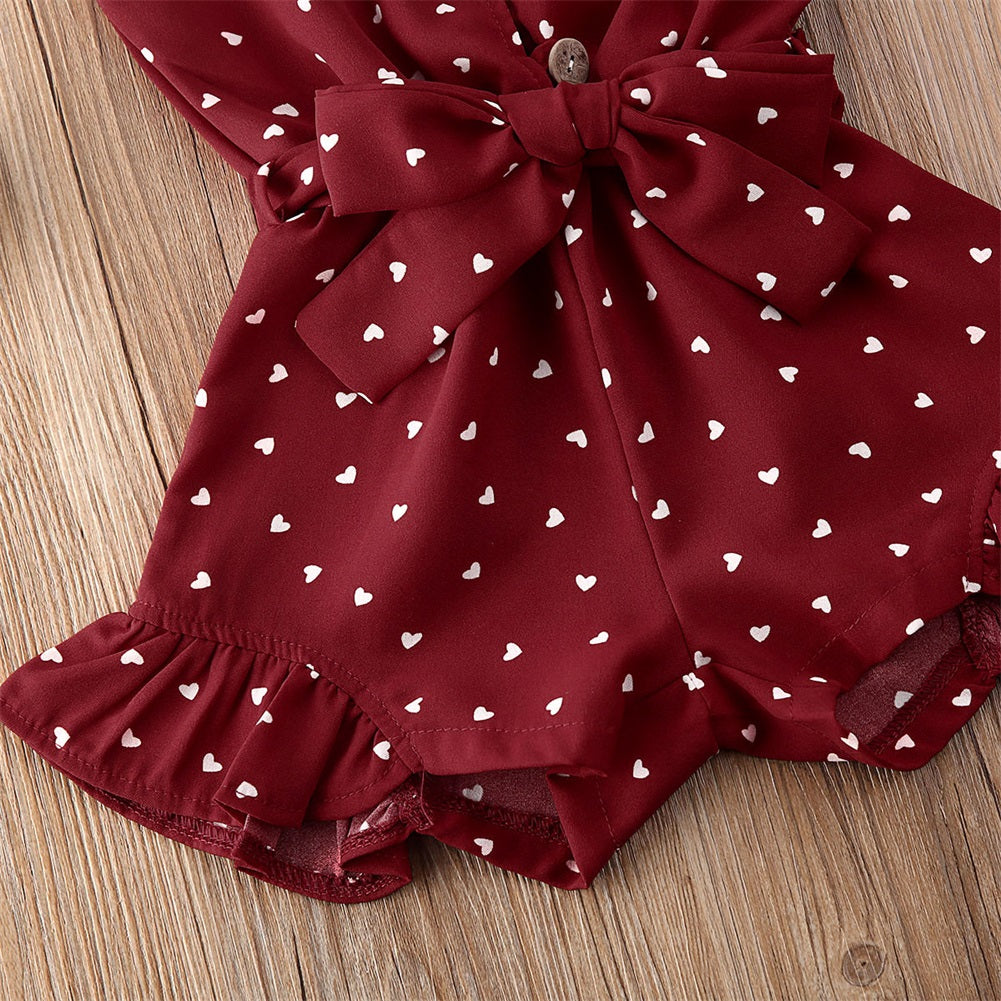 The 'Full of Hearts' Rompers