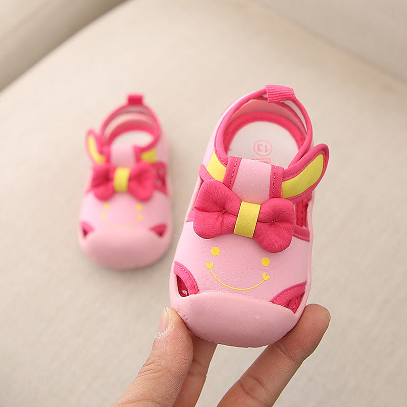 Cute Anti-Slip Sandals for Baby Girls