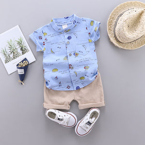 Classic Little Gentleman 2 Piece Outfit