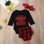 3 Pc Trendy Daddy Prince Series