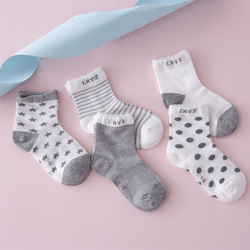 Pack of 5 Amazing Warm Socks for Kids