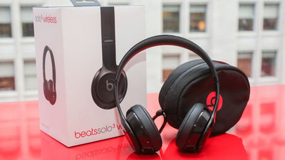 Beats Solo pro noise cancelling headphones
