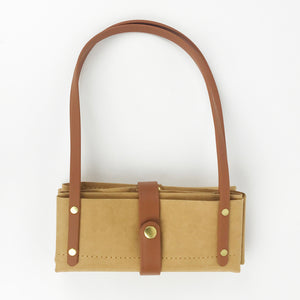 Gift Tote, Brown
