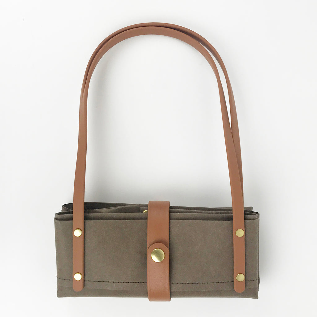 Gift Tote, Dark Brown