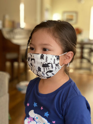 Cotton Face Mask, City Country Island