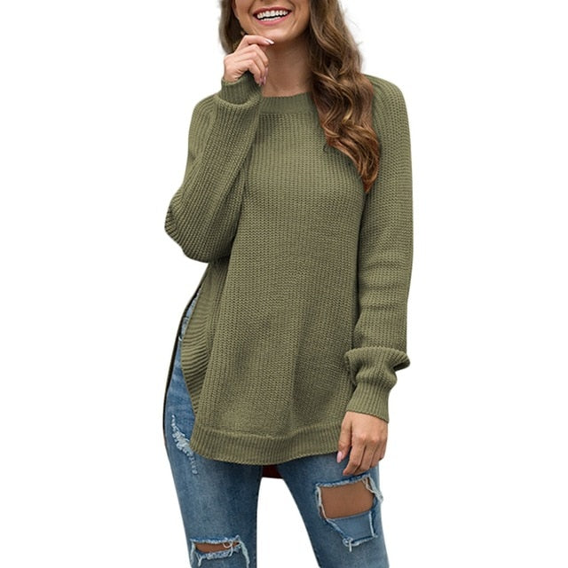 Images for Solid Color Pullover by 1949 Boutique