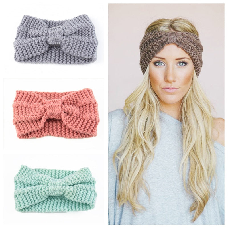 Images for Knitted Headband by 1949 Boutique
