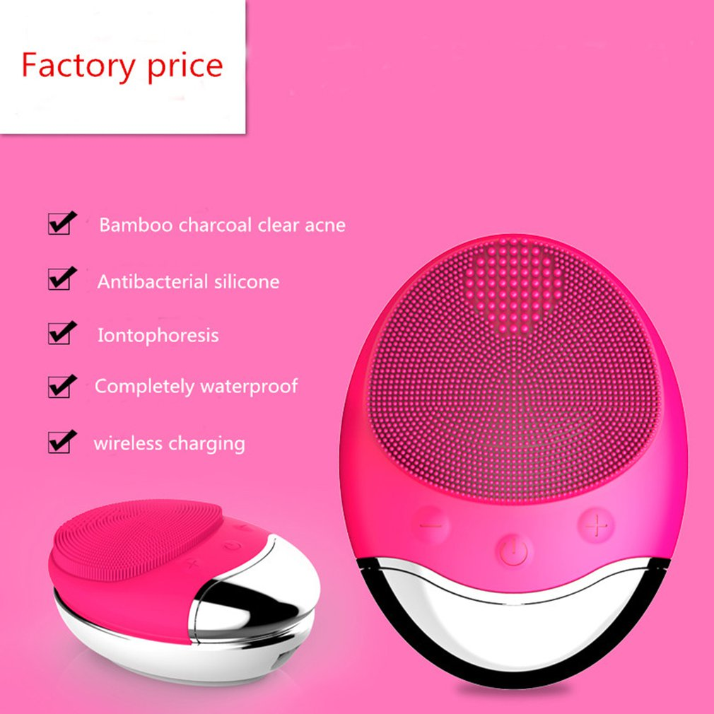 NEW Wireless Electric Cleaning Massage Brush