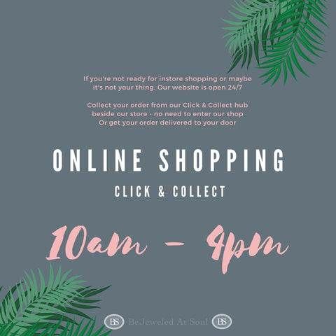 click and collect opening hours