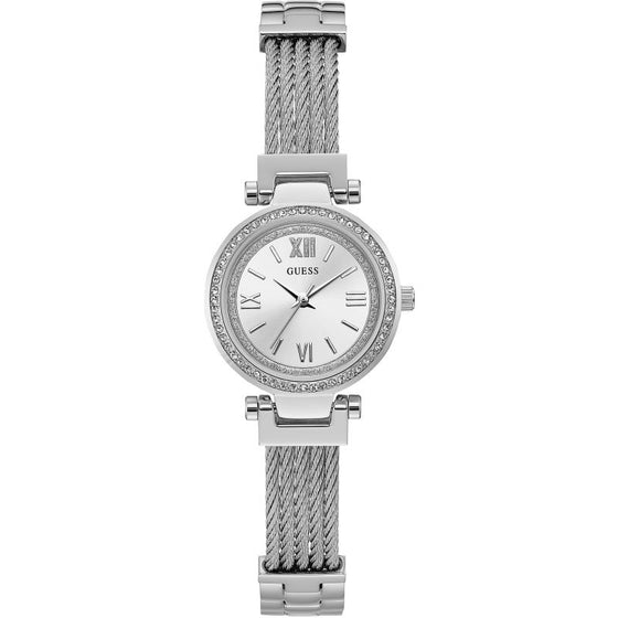 Guess Mini Soho Silver Watch