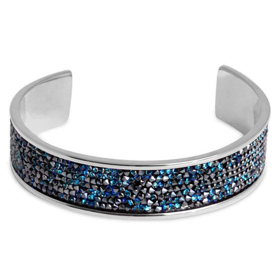 Qudo Tirano Bermuda Blue Bangle