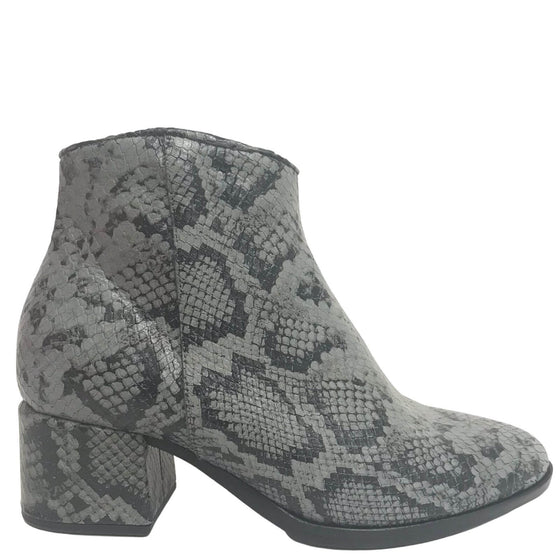 MJUS Grey Snake Boots