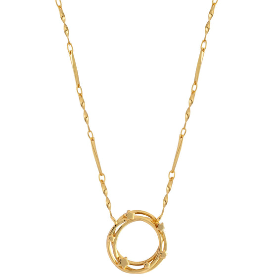 Joma Magic Is Something You Make Circle Necklace 3985