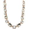 Absolute Rose Gold Multi Stone Necklace