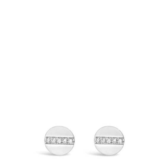 Absolute Silver Small Stud Earrings