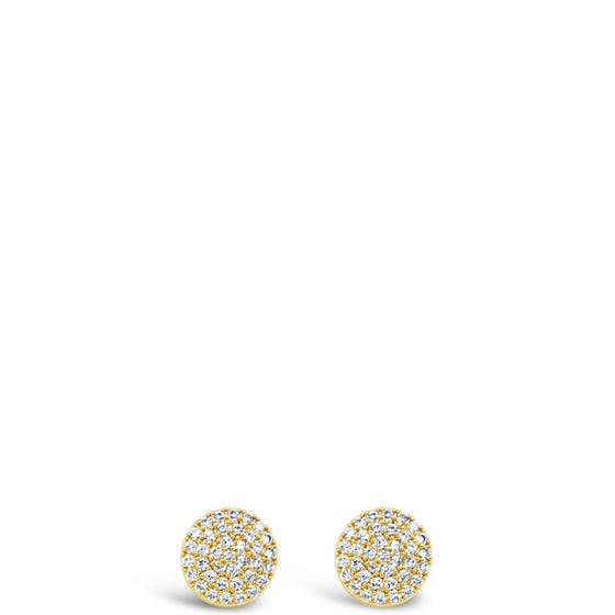 Absolute Gold Stud Earrings E2097GL