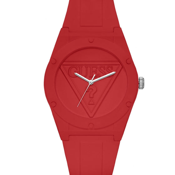 Guess Red Street Watch