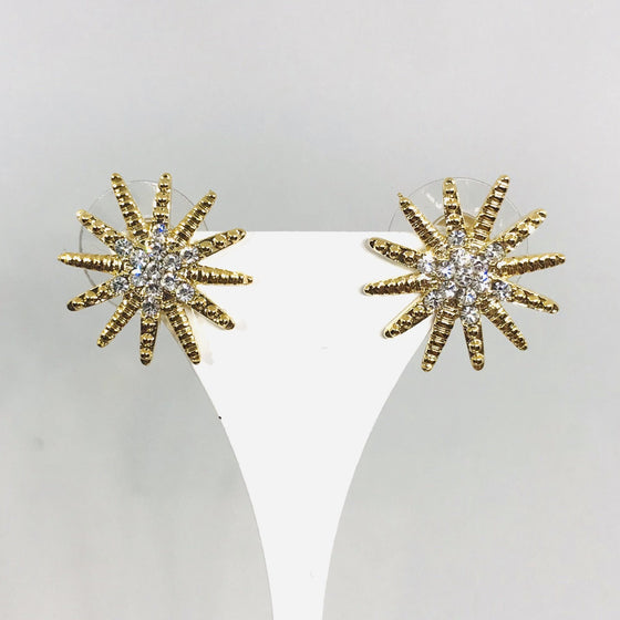 Nour Star Stud Earrings