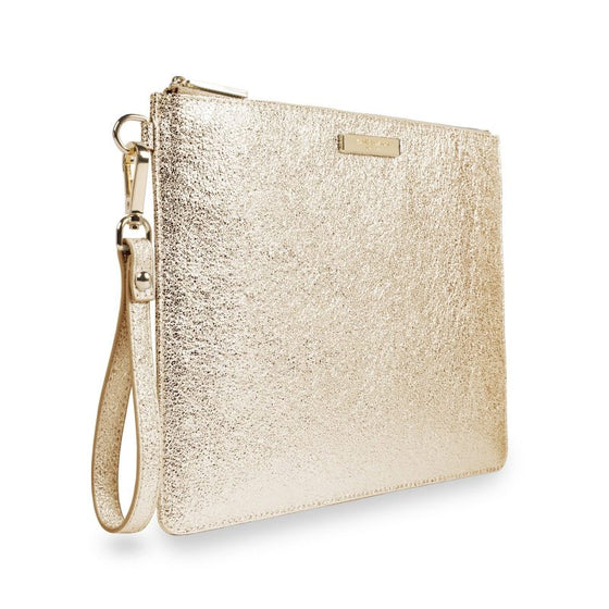 Katie Loxton Krush Klutch - Metalic Gold