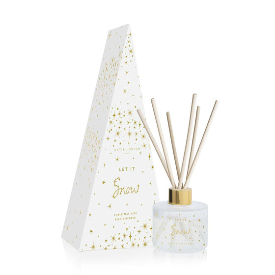 Katie Loxton Reed Diffuser - Let It Snow