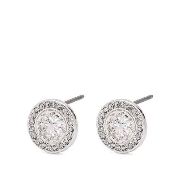 Pilgrim Henrietta Silver Stud Earrings