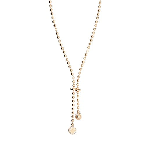 Rebecca Gold Boulevard Necklace