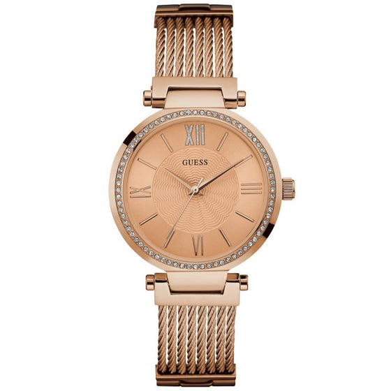 Guess Soho Rose Gold Watch