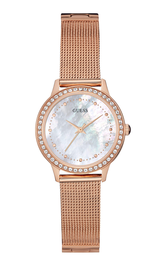 Guess Chelsea Rose Gold Watch