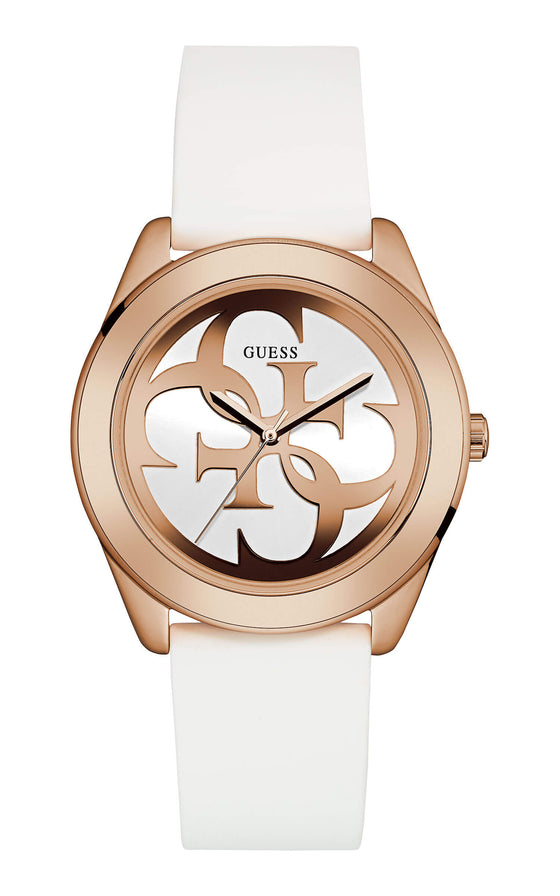 Guess Twist Rose Gold Watch