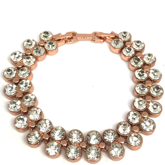 Absolute Rose Gold Chunky Bracelet