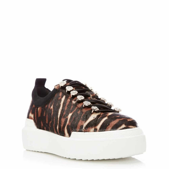 Moda In Pelle Alejandra Sneakers - Tiger