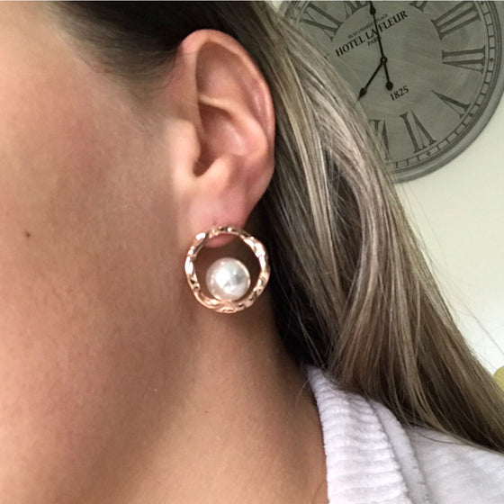 Nour Gold Callie Earrings