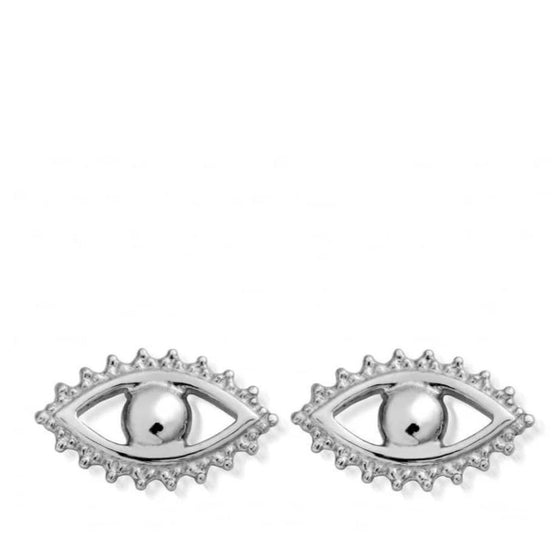 ChloBo Evil Eye Stud Earrings