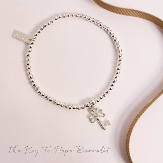 ChloBo The Key To Hope Bracelet