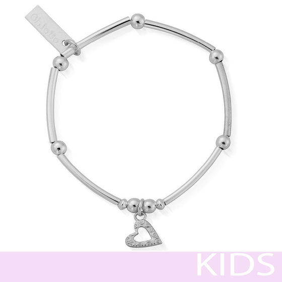 ChloBo Kids Mini Noodle Ball Pattern Bracelet