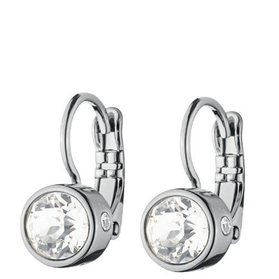 Dyrberg Kern Madu Silver Drop Earrings 10388