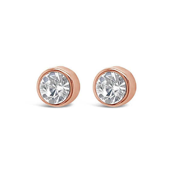 Absolute Rose Gold Earring