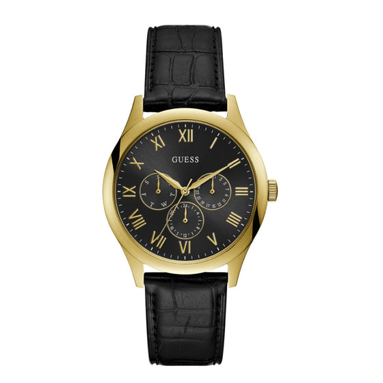 Guess Gents Watson Black Watch