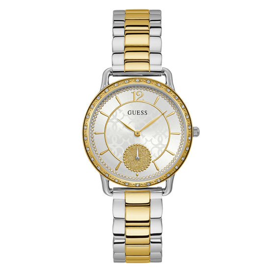 Guess Astral Gold & Silver Watch