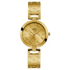 Guess G Luxe Gold watch