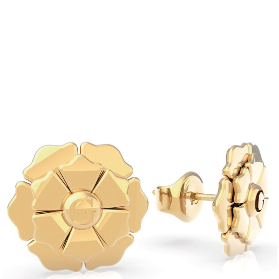 Guess Peony Gold Earrings