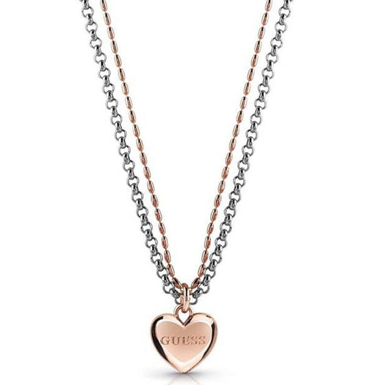 Guess Unchain My Heart Necklace