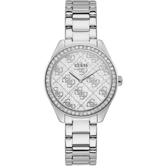 Guess Sugar Silver Watch