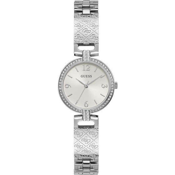 Guess Mini Luxe Silver Watch