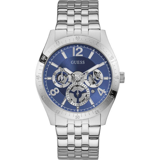 Guess Gents Silver Vector Watch