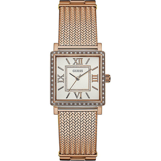 Guess Highline Rose Gold Watch